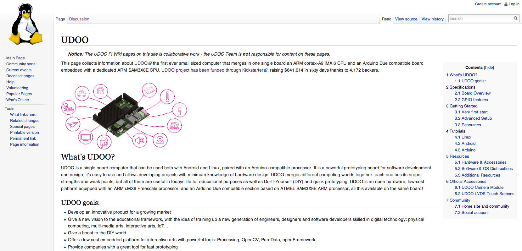UDOO_wiki